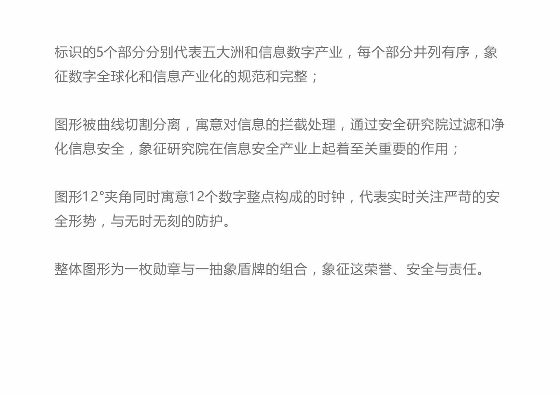 重庆信息安全产业研究院——LOGO设计